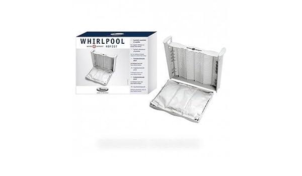 Whirlpool - Absorbedor de humedad bolsita X3 para congelador ...