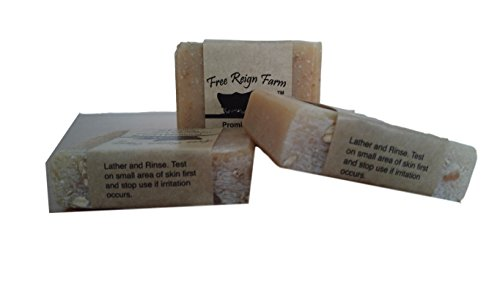 : Oatmeal Honeysuckle .Handmade Goat Milk Soap Gift Set . The Great American Goat Milk Soap Bar. A Great Gift Idea 3 Pack Soap Bar Set