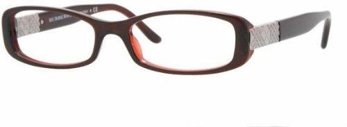 Eyeglasses Burberry 0BE2062 3008 TOP DARK - Eyeglasses Red Burberry