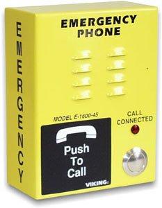 [해외]바이킹 전자 바이킹 긴급 핸즈프리 전화/Viking Electronics Viking Emergency Handsfree Phone