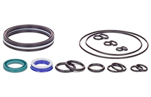 Evinrude Johnson 435567, 766446 Trim Tilt Seal Rebuild Kit, Kit King USA, 1989-2004 Motors, 25HP 35HP 40HP 48HP 50HP, 433816 (Outboard Rack Motor)