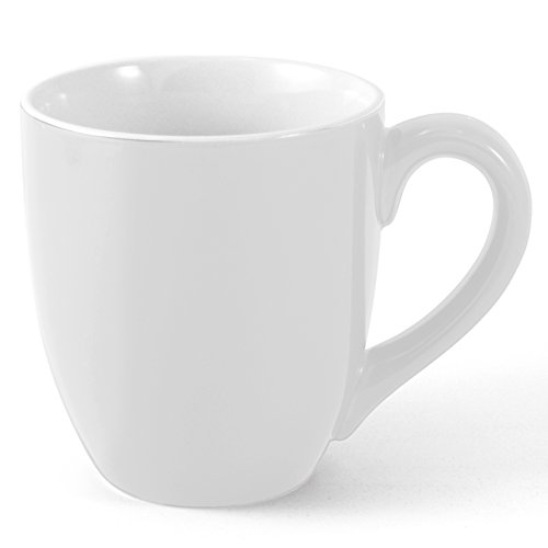 Porcelain Barrel Mug - 5