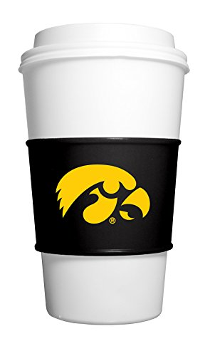 Fanpans NCAA Iowa Hawkeyes Iowa Team Gripz, Black ()