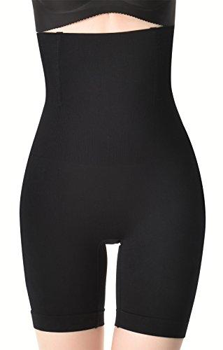 Aivtalk High Waist Tummy Control Shapewear Thigh Slimmer Butt Lifter Short