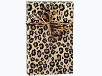 Animal Print Leopard Gift Wrap Wrapping Paper
