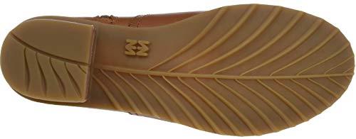 Cuero El Cuero Bottes N5106 Kentia Grain Marron Classiques Cuero Naturalista Soft Femme SSTnBPvx