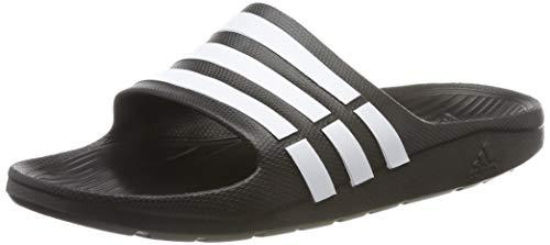 - adidas Duramo Slide Black Synthetic 9 M US Men