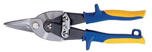 mobarel - Aviation Tin Snips - straight Cut (Straight Tin)