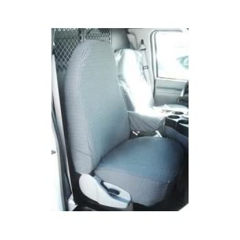 Tailored /& Waterproof Front Pair Grey Seat Covers Fits Nissan NV200 2009+