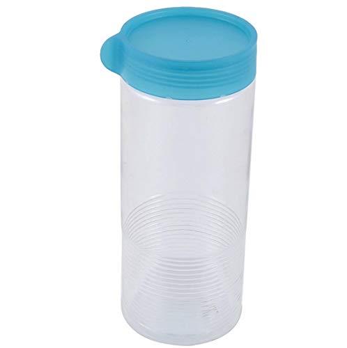 f044e2888f25 Mikash Household Plastic Airtight Sealing Jar Food Storage Box Container  Case 900ml   Model FDCNTNR - 286