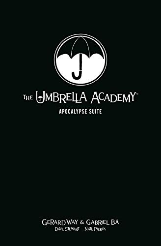 (The Umbrella Academy Library Edition Volume 1: Apocalypse Suite (Umbrella Academy: Apocalypse Suite))