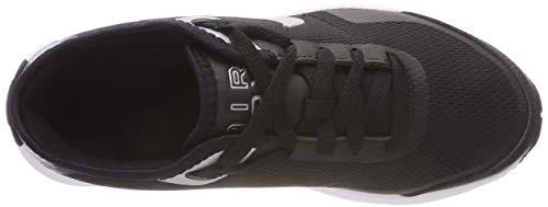 Sport Noir Black Metallic White Femme 600 749865 NIKE Chaussures 001 Silver de Awx7IYZ0q