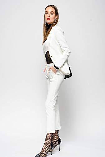 Blanc Blanc Blouson Blouson Femme Pinko Blouson Blanc Femme Blouson Pinko Femme Pinko Blanc Femme Pinko Pinko xUY1F1q