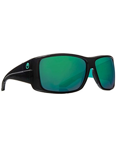 Dragon Alliance Teal/Green Ion P2 Kit Jet Sunglasses by Dragon Alliance