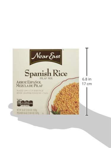 Amazon.com : Quaker Near East Spanish Rice, 6 Count (Pack of 6) : Grocery & Gourmet Food