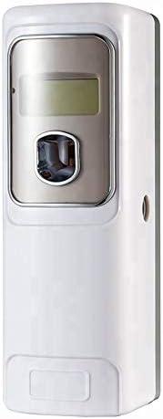 HDLWIS Automatische Aerosol-Dispenser, Auto-Toiletten-Luft Freshener, kann Ihren Prefer Parfüm, für zu Hause mit Empty Cans Parfüm Dispenser
