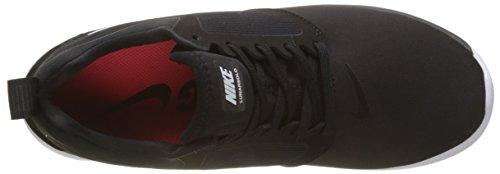 Corsa Nero Black da 001 White Lunarsolo Donna Anthracite Scarpe Nike tBOq6O