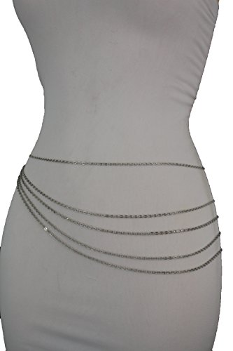 Waist Metal Chains