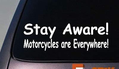 Motorcycle 6' Sticker Decal Gang Biker Bike Vinyl Leather Jacket - Biker Vinyl Jacket