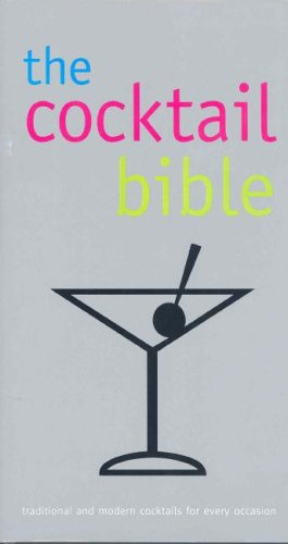 Cocktail Bible - Silver