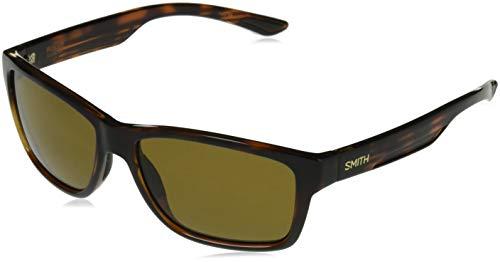 Smith Wolcott ChromaPop+ Polarized Sunglasses, Tortoise, Brown Lens - Green Drake Fly Shop