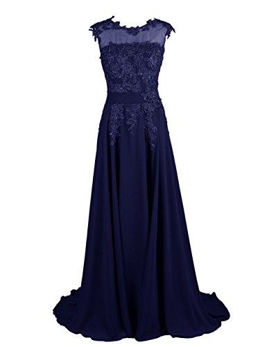 Vestito Donna Fanciest Ad A Linea Navy Blu 1xFqSdWFvw