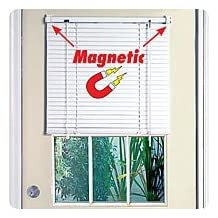 Magne Blind For Half View Doors