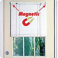 Elegant Magne Blind For Half View Doors