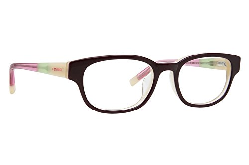 Converse Eyeglasses Q005 Burgundy 48MM
