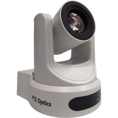 PTZOptics 30X-SDI Gen 2 Live Streaming Broadcast Camera (White) 30X-SDI-WH-G2