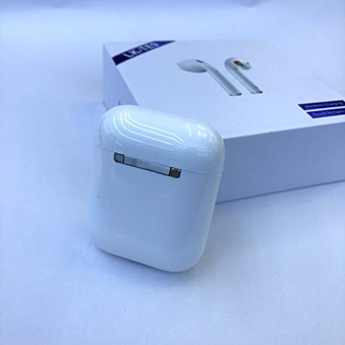 i14 TWS Touch Control Wireless Bluetooth 5.0 Heavy 3D Surround Sound Earphones