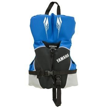 - OEM Yamaha Boys Blue Kids Neoprene Life Jacket Vest Infant