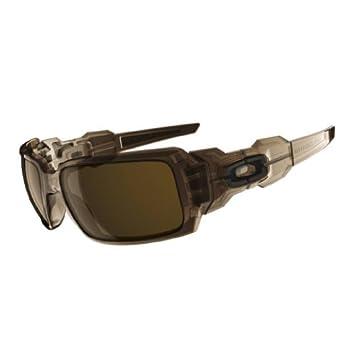 f84e946136 ... uk oakley sunglasses oil drum brown smoke dark bronze 03 407 amazon  sports outdoors 97dfa cac98