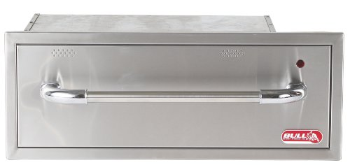 Bull Outdoor Products Stainless Steel Warming Drawer