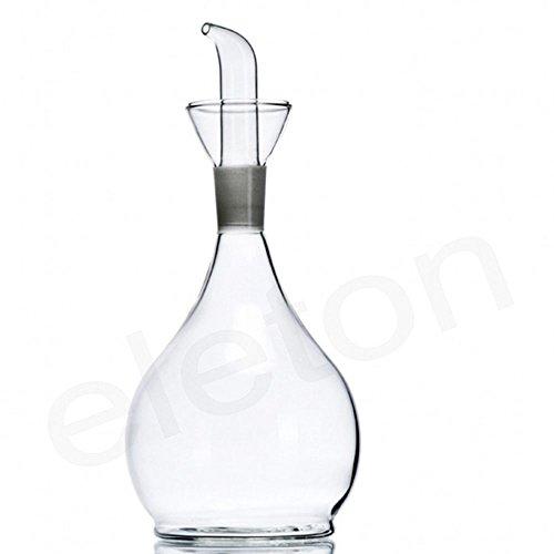 Eleton's Planet Glass Oil Decanter and Cruet 14 Ounces by ELETON (Image #1)
