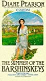 Front cover for the book The Summer of the Barshinskeys by Diane Pearson