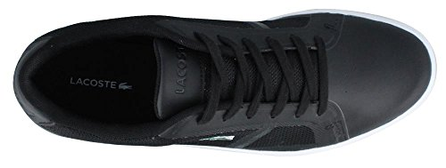 Lacoste Heren Strideur 116 1 Fashion Sneaker Zwart