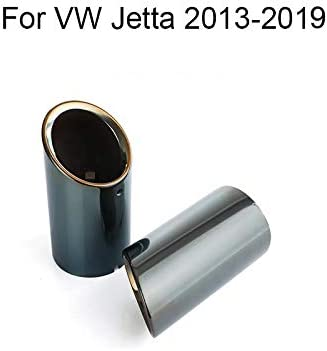 Stainless Steel Tip Exhaust Muffler Tail Pipe For Volkswagen Jetta 2012-2018