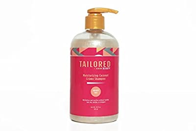 Tailored Beauty Coconut Crème Shampoo