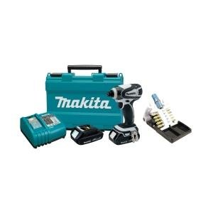 Makita LXDT04CWX1 Impact Driver with Gold Bit Set Review