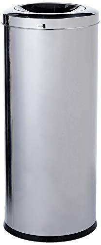 Lixeira Basculante Litros 3032210 Brinox