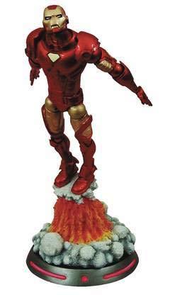 Marvel Select Iron Man Action Figure