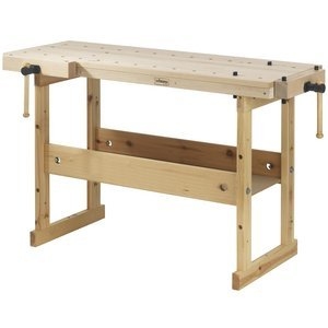Sjobergs Duo Workbench SJO-33281 – Best Budget Professional Woodworking Bench Review