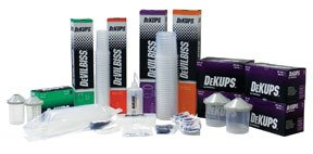DeVilbiss 658701023714 DPC650 DeKups Shop Starter Kit