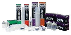 DeVilbiss 658701023714 DPC650 DeKups Shop Starter Kit by DeVilbiss (Image #1)