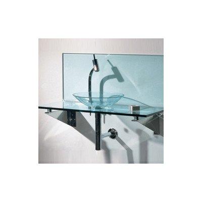 New Generation L-Shaped Top System Bathroom - Faucet L-shaped