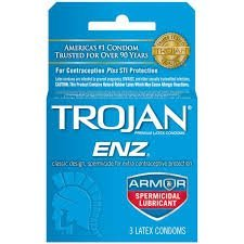 Buy trojan armor spermicidal