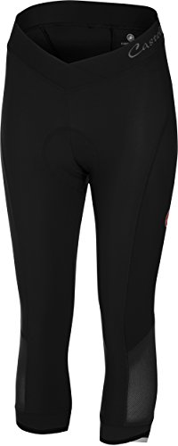 Castelli Women's Vista Cycling Knicker (Black, Small) by Castelli (Image #1)