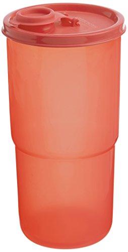 .Signoraware Fridge Bottle, 900ml, Deep Red