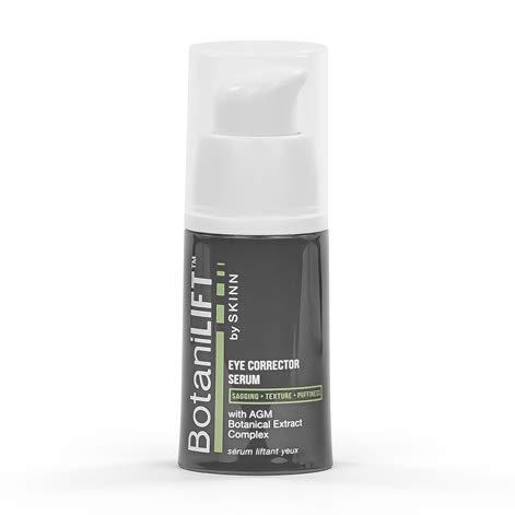 Skinn BotaniLift Eye Corrector Serum | Moisturizing Anti Aging Eye Cream Corrector - Anti Wrinkle Serum Hydrating Antioxidant Vitamin Infusion | 0.5 - Powder Clinique Cream